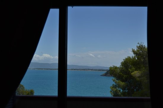 Hotel Filippo II: panorama