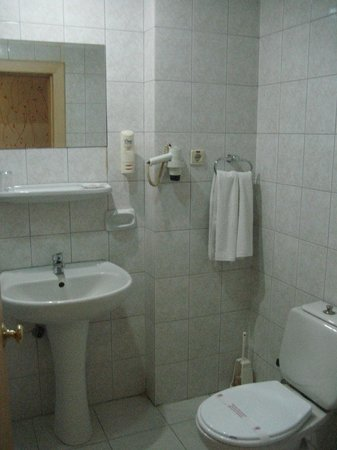Orontes Hotel: all clean