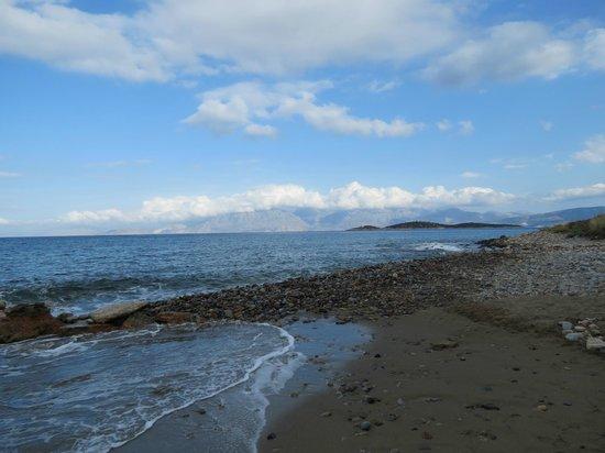 Candia Park Village:                   Пляж отеля