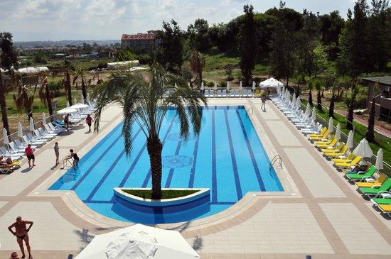 Club Sidelya Hotel: konsept çok iyi