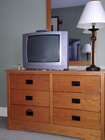 Mountain Lodge at Okemo:                   1980's TVs