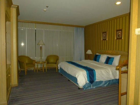 Prince Palace Hotel : Zimmer, mittlere Buchungsklasse