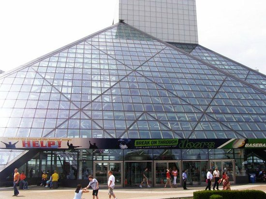 Rock and Roll Hall of Fame and Museum: The Hall