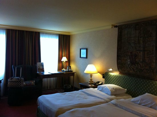 NH Brugge:                   Classic Room