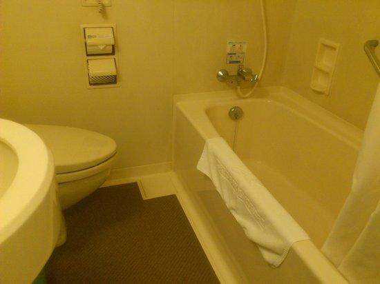 APA Hotel & Resort Tokyo Bay Makuhari: バスルーム
