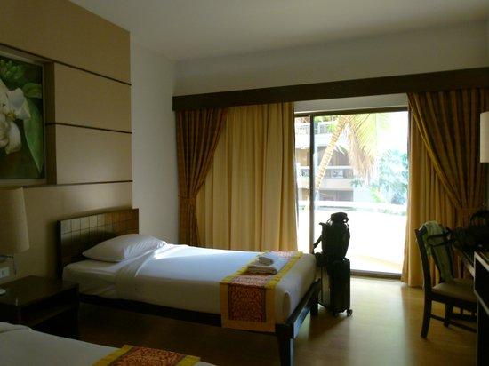 Beach Garden Hotel: Zimmer
