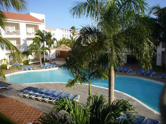 Be Live Collection Punta Cana: Vistas desde la terraza