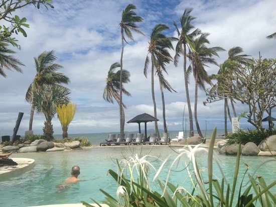 Sheraton Fiji Resort:                   Adults Only Pool