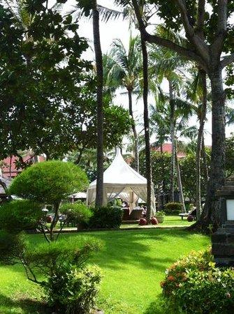 INTERCONTINENTAL Bali Resort: piscina