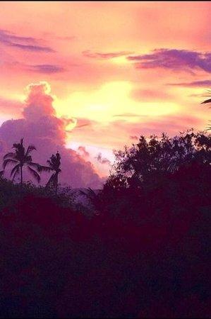 INTERCONTINENTAL Bali Resort: atardecer