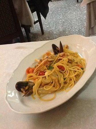 MareChiaro: spaghetti ai frutti di mare