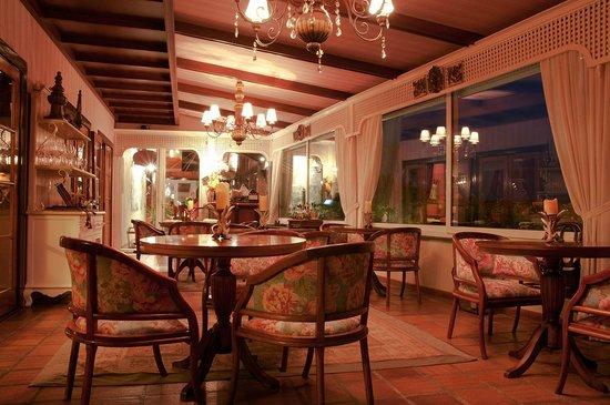 Hotel Casa da Montanha: Bistrô da Varanda
