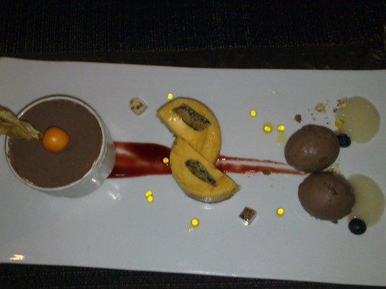 The Arches :                   Dessert