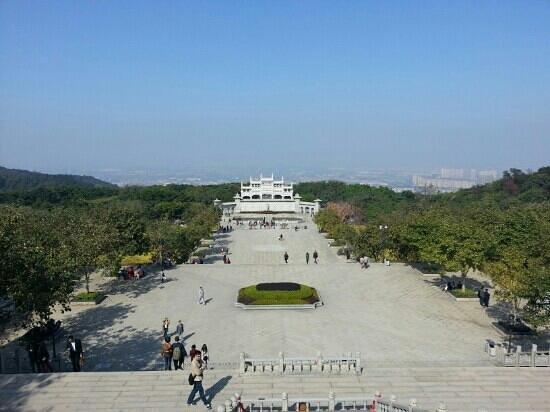 Xiqiao Mountain National Forest Park:                   beautiful
