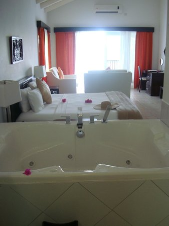 Calabash Cove Resort and Spa:                   our suite
