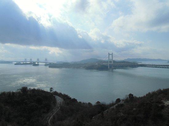 Kurashiki, Japan: 瀬戸大橋