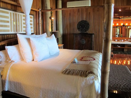 Namale Resort & Spa: Bed in Rosi Bure