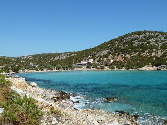 Lipsi, Yunani: un tuffo dove l'acqua è più blu