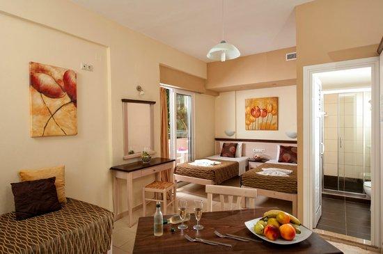 Kastro Beach Apartments: Superior Studio for 3