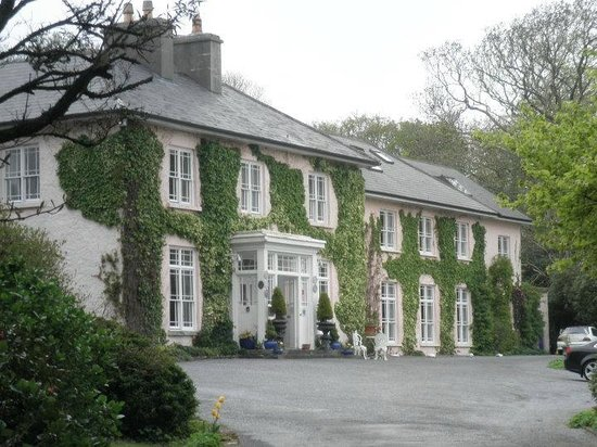 Rosleague Manor Hotel : Un bout du manoir