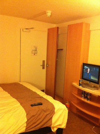 Ibis Portsmouth Centre: Room