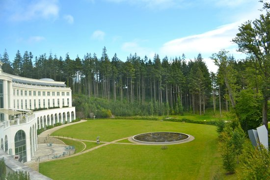 Powerscourt Hotel, Autograph Collection: View from room