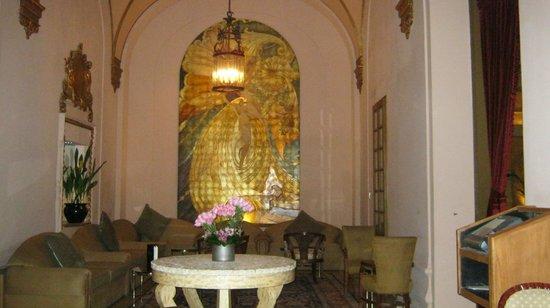 Millennium Biltmore Hotel Los Angeles: un salotto del Biltmore