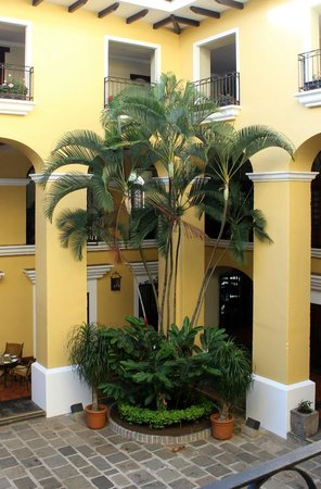 Costa Rica Marriott Hotel San Jose: Beautiful spanish designs