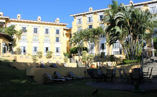 哥斯大黎加聖荷西萬豪飯店照片