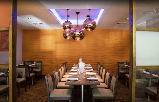 Shalimar Bar Restaurant Lounge: VIP Area