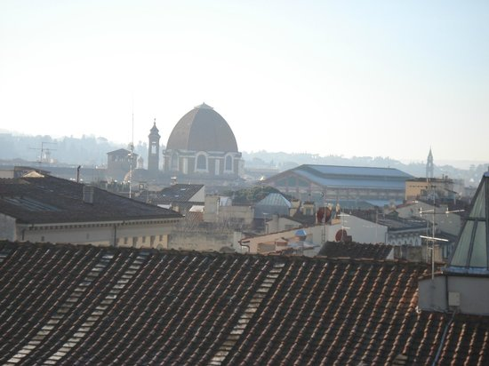 Plus Florence: The view from the rooftop