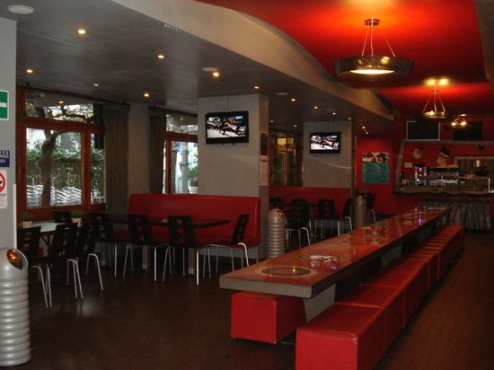 พลัส ฟลอเรนซ์: Restaurant