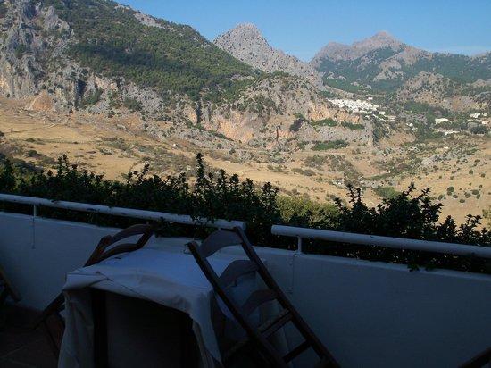 Hotel Fuerte Grazalema: vista dalla terrazza