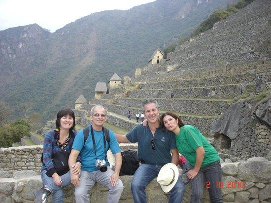 SUMAQ Machu Picchu Hotel:                   Cidadela de Machu Picchu