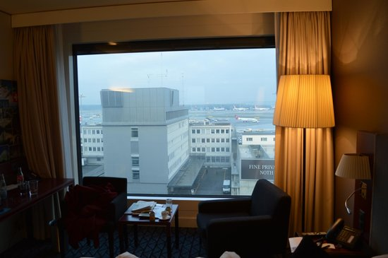 Radisson Blu Hotel, Zurich Airport: L'insonorisation est (heureusement) parfaite