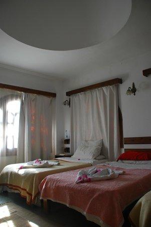 Christina Beach Palace:                   3-bed room