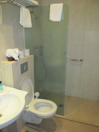 Ritz Hotel :                   Bathroom