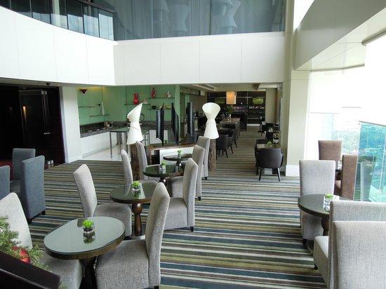 Hilton Kuala Lumpur: Executive lounge