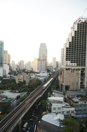 S31 Sukhumvit Hotel: View from the Hotel