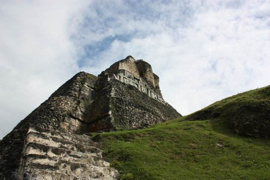 Hamanasi Adventure and Dive Resort:                   Xunantunich