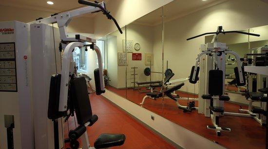 Crowne Plaza Riyadh Minhal: Gymnasium