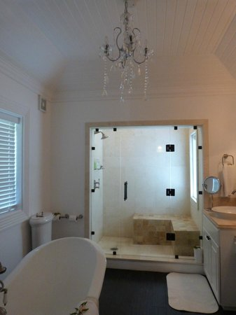 Sugar Beach, A Viceroy Resort:                   bathroom