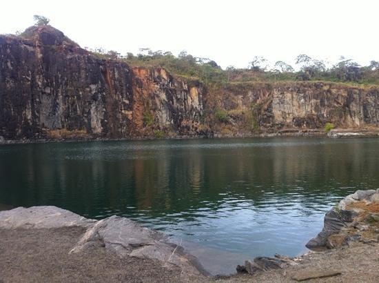 Jaboatao dos Guararapes, PE: Lagoa azul