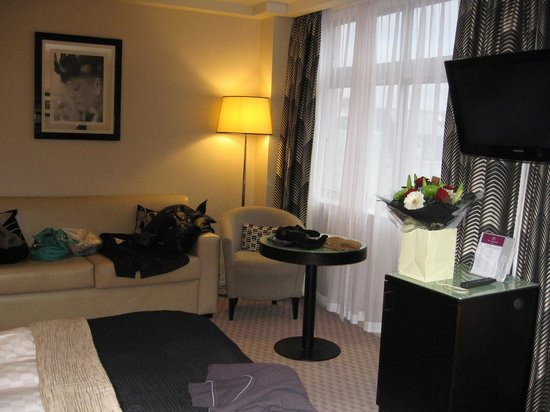 The Cavendish London: executive room 809