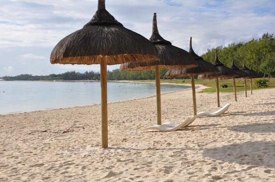 Emeraude Beach Attitude:                   The Beach                 