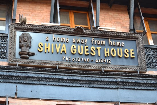 Shiva Guest House1 & 2:                   Shiva Guest House 1.
