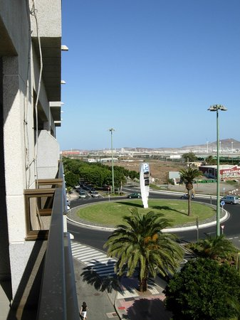 Elba Vecindario Aeropuerto Business & Convention Hotel: view from the room