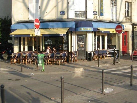 Le Bellerive, Quai Seine, Paris