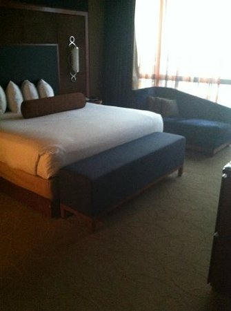 Harrah's Resort Atlantic City:                   suite