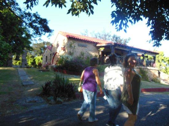 La Campana:                   Campana restaurant in Josone Park, Varadero Cuba